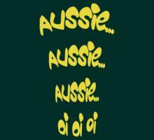 Aussie Aussie Aussie Oi Oi Oi... by A1000WORDS