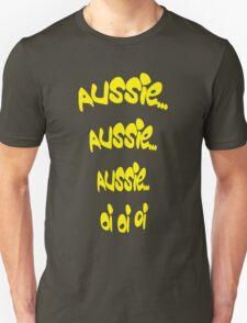 Aussie Aussie Aussie Oi Oi Oi... T-Shirt