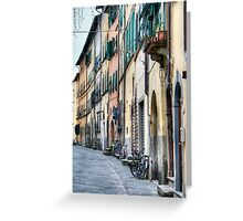 Lucca 5 Greeting Card