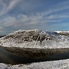 Manod Lake panoramic by Rory Trappe