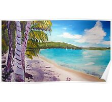 Whitsundays Queensland Poster