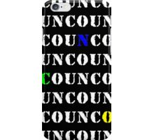 Unco hidden iPhone Case/Skin