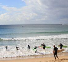 Manly Beach, Australia Sticker