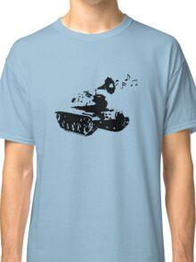 Make Music, Not War Classic T-Shirt