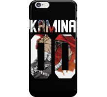 Kamina 00  (2) iPhone Case/Skin