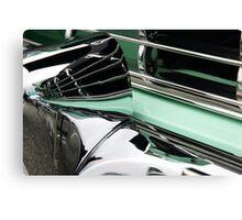 Bumper Reflections Canvas Print