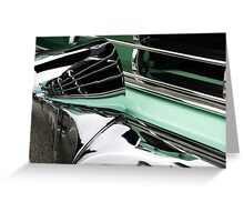 Bumper Reflections Greeting Card