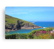 The Beauty Of Cornwall Canvas Print