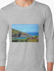 The Beauty Of Cornwall Long Sleeve T-Shirt