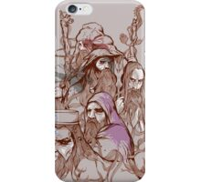 Wizards iPhone Case/Skin