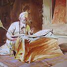 THE PRIEST by kamaljeet kaur