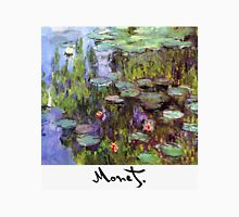 Monet - Waterlilies (Nympheas) Unisex T-Shirt