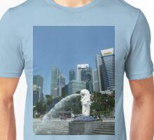 an incredible Singapore landscape Unisex T-Shirt