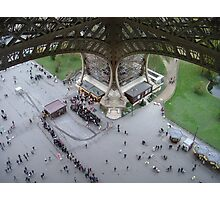 From the Eiffel Tower Photographic Print
