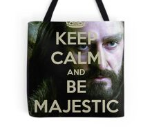 Keep Calm and be MAJESTIC! Tote Bag