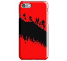 Dead Island Riptide: Zombie Outlines iPhone Case/Skin