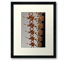 Companion Procession Framed Print