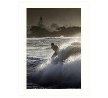 Surfer #2 Art Print