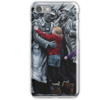The Response iPhone Case/Skin