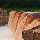 Falling rapids  by zumi