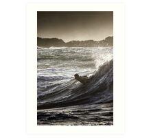 Surfer #1 Art Print