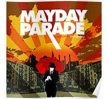 Mayday Parade Poster