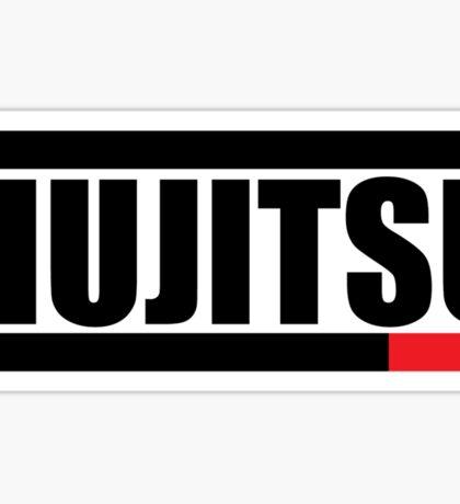 JiuJitsu Sticker
