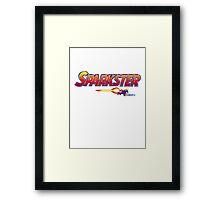 The Rocket Mouse Framed Print