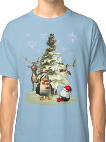 Looking for Santa.. tee shirt Classic T-Shirt
