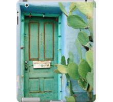Green in the Desert iPad Case/Skin