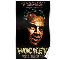 Hockey: The Undead! Poster