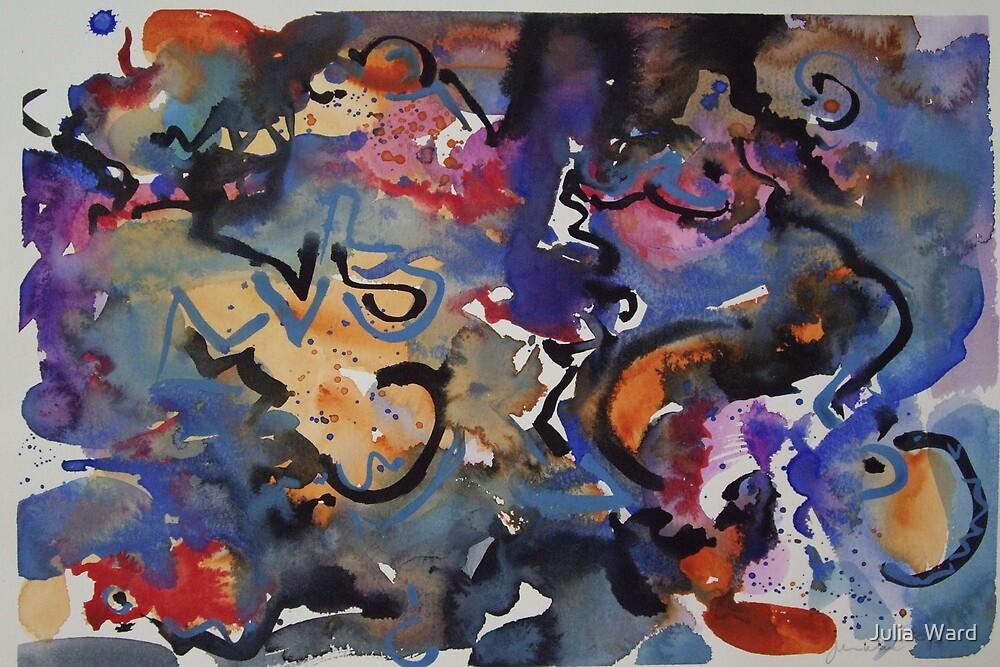 Plein Air by Julia  Ward