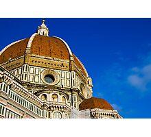 Duomo di Firenze Photographic Print