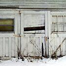 Broken Barn Doors by Brian Gaynor