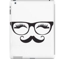 Hipster Geek iPad Case/Skin