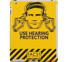 fac 51 haçienda manchester factory records iPad Case/Skin