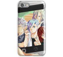 Quartet Night - UtaPri iPhone Case/Skin