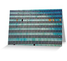 Office building Greeting Card