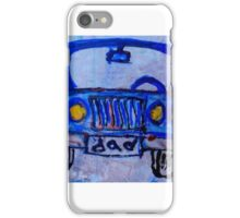 for my dad iPhone Case/Skin