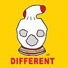 Different Fantastic Mr Fox by Xavierboldu