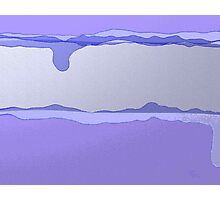 Blue Horizon Photographic Print