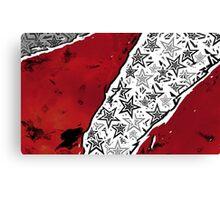 Persona 5 Background Canvas Print