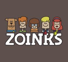 Zoinks - Its Mystery Inc by satansbrand