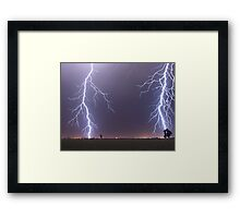 Bolt Brothers Framed Print