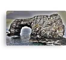 Great Pollet Arch Metal Print