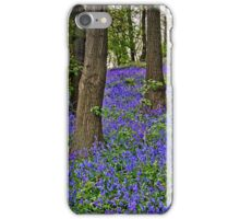 Atherstone Bluebell Carpet iPhone Case/Skin