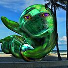 Greetings from the Beach Head by GolemAura