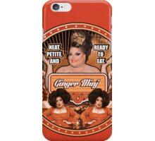 Ginger Minj Nouveau iPhone Case/Skin