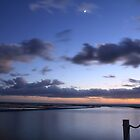 Narrabeen Lagoon, NSW by Amit Ambardar