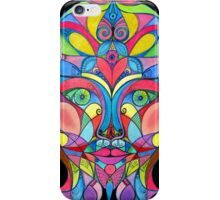 Stained Glass Mirror iPhone Case/Skin